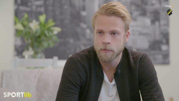 Daniel Sundgren bryter tystnaden