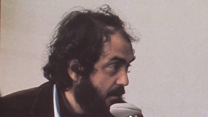 Stanley Kubrick. Foto: okänd