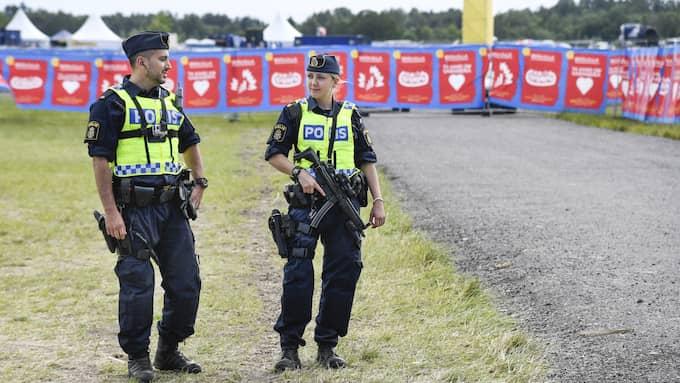 – Jag har fått nog. Våld dödar festivalupplevelsen och kärleken till musiken, säger Folkert Koopmans, ägare och grundare av Bråvalla festival, i pressmeddelandet. Foto: PONTUS LUNDAHL/TT / TT NYHETSBYRÅN
