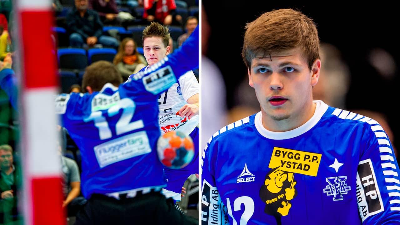 IFK Ystads urladdning – tuffa repliken till Ystads IF
