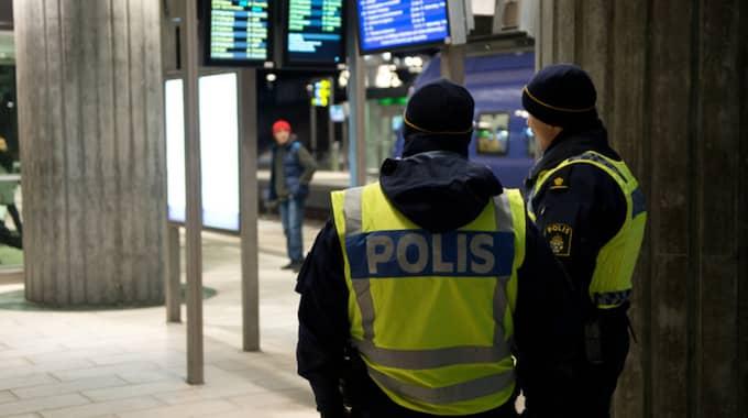 Till hösten ska polisen i Malmö ha fått en förstärkning med hundra personer. Foto: Fritz Schibli