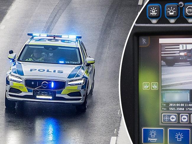 Polisen använder redan ett system som känner igen regskyltar – ANPR. Men nu utvecklas ett avancerat nationellt kameraövervakningssystem som även känner igen ansikten. Tekniken kommer att användas i en mängd olika sammanhang.
