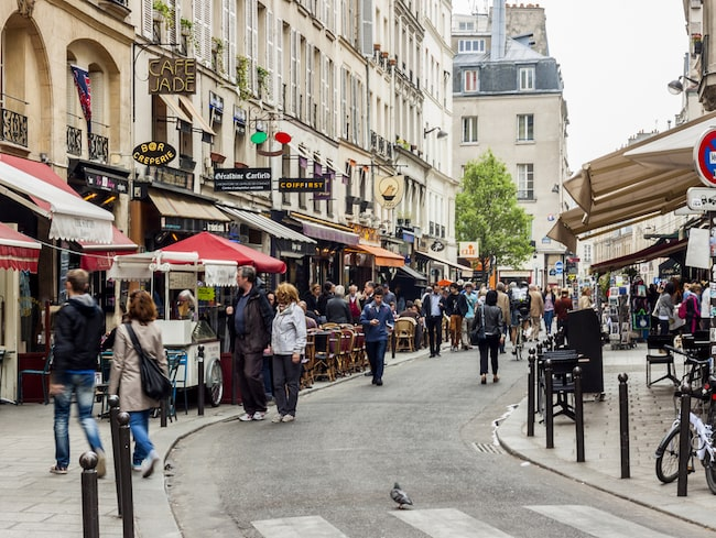 Paris toppar listan över de mest moderiktiga städerna.