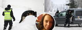 Död person hittad i sökandet efter Janne