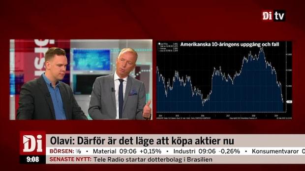 Olavi: Därför är det läge att köpa aktier nu