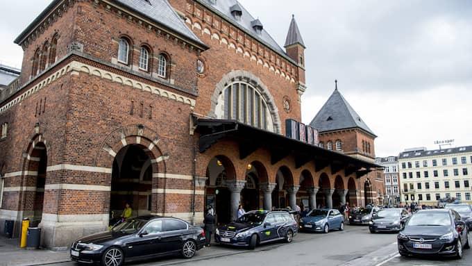 En bombattack planerades i Köpenhamn. På bild: Köpenhamns Hovedbanegård. Foto: CHRISTIAN ÖRNBERG