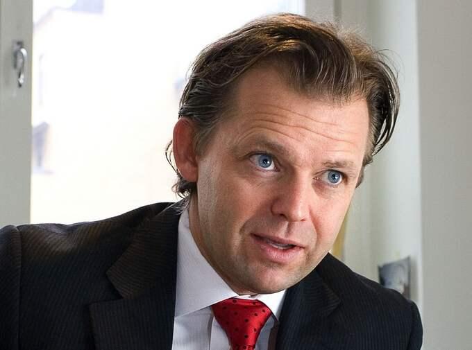 """Björn Hurtig kommenterar nu Expressens avslöjande: """"Det finns så mycket skit i bakgrunden som man borde lyfta fram. Det är verkligen bra att detta nu uppmärksammas"""", säger han. Foto: Roger Vikström"""