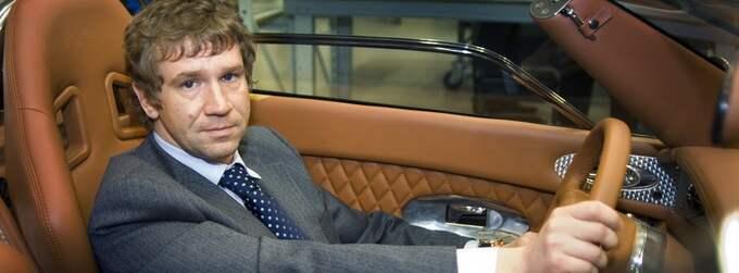 Skum ryss eller svartmålad finansman? GT har läst underrättelserapporten om Vladimir Antonov som beställdes av svenska riksgälden i samband med Spykers köp av Saab. Foto: Ruben Schipper / Anp / Scanpix