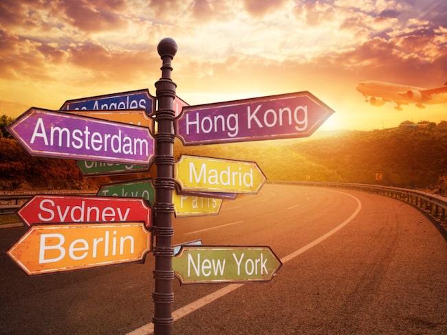 Nu har du chansen att tjäna 90 000 kronor i månaden på att resa jorden runt.