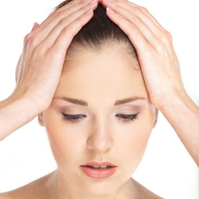 tunna hårstrån tjockare