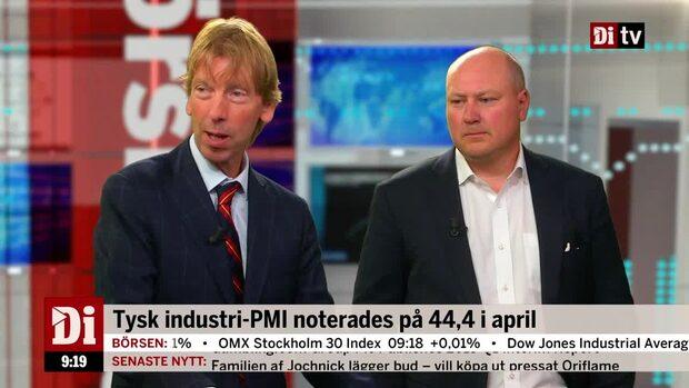 Torsdag: Europas inköpschefer säger sitt