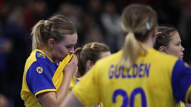Sverige missar VM-final - föll efter jättedrama