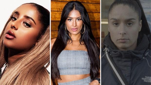 Kvinnorna som utmanar den svenska gangsterrappen