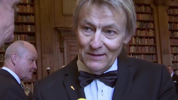 Lars Lerin om småbarnslivet