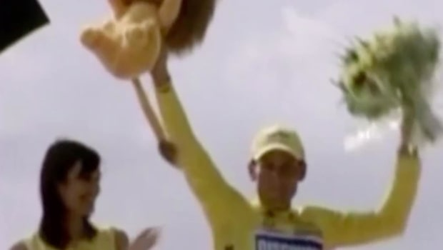 Lance Armstrong vill inte kommentera skandalen