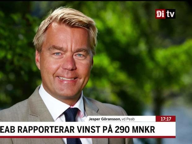 """Göransson: """"Vi har uppnått en stabilitet"""""""