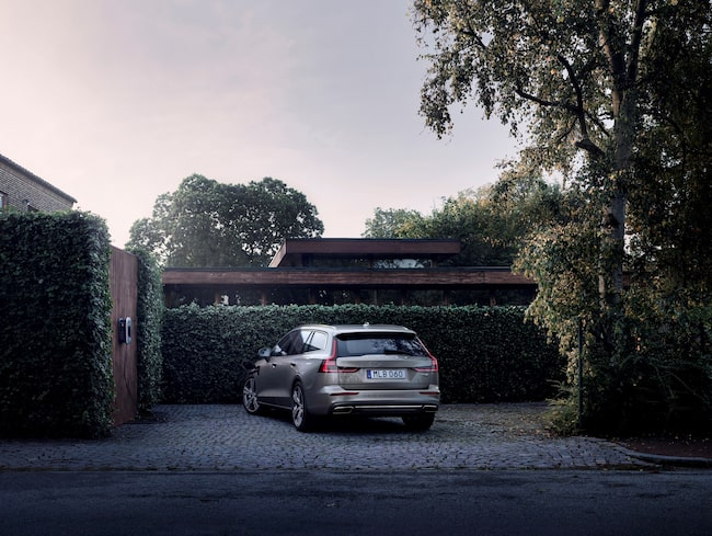Från och med nästa år ska alla nya Volvobilar ha någon slags eletrifiering.