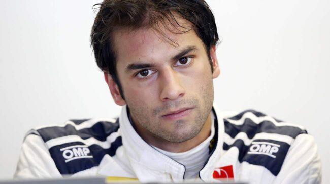 Marcus Ericssons teamkamrat Felipe Nasr.