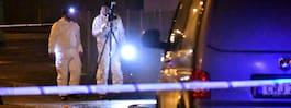 17-åring anhållen för mord efter knivdådet
