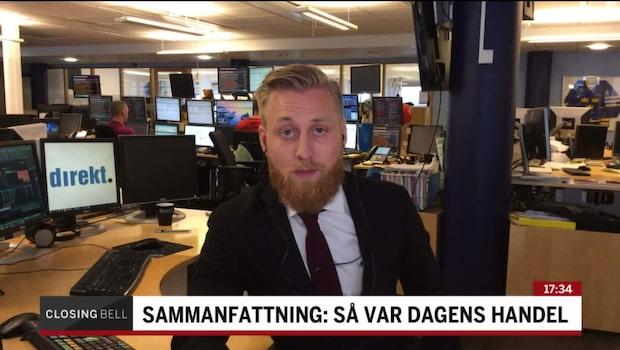 """Nilsson: """"Har fightats om vilken som ska gå ner mest"""""""