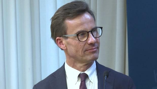 Kristersson är oroad efter Facebook-skandalen