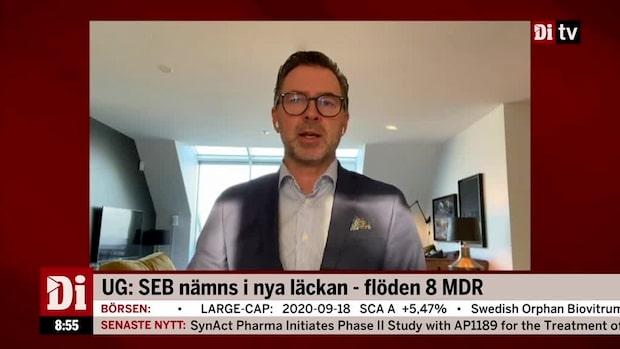 UG: SEB nämns i nya läckan – flöden 8 MDR