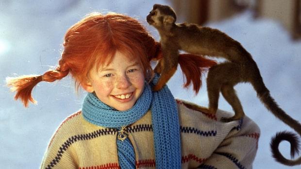 Så kom Astrid Lingren på Pippi Långstrump