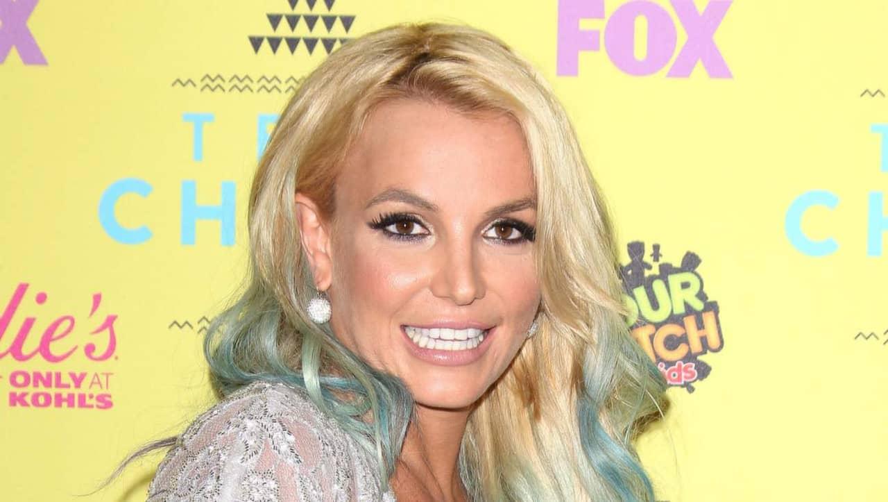 Britney nara ett uppbrott