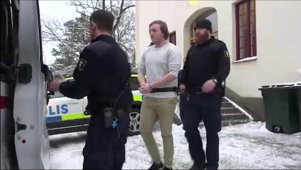 Billy Fagerströms olika versioner om mordkvällen