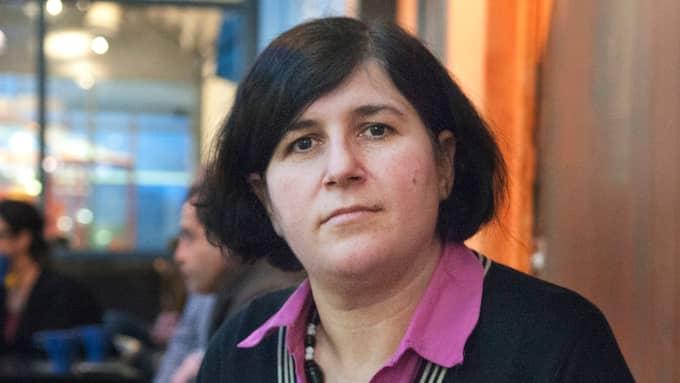 Nalin Pekgul är sjuksköterska, skribent och före detta riksdagsledamot för S. Foto: ALEXANDER DONKA