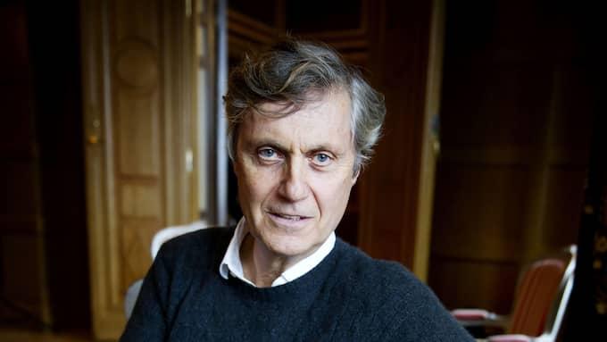 Lasse Hallström. Foto: ANNIKA AF KLERCKER