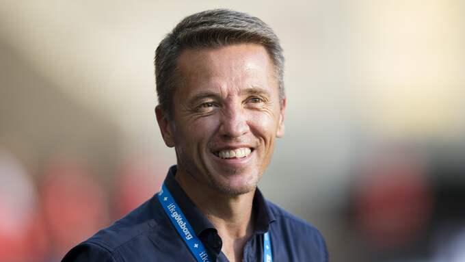 Sportchef Mats Gren. Foto: MICHAEL ERICHSEN / BILDBYRÅN