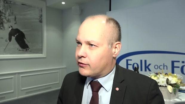 Morgan Johansson om en politik för inrikes säkerhet