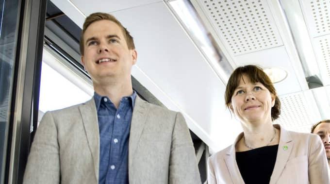 Miljöpartiet håller kongress under helgen. Foto: Kicki Nilsson / TT