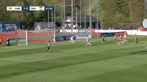 Höjdpunkter: Varberg-Dalkurd