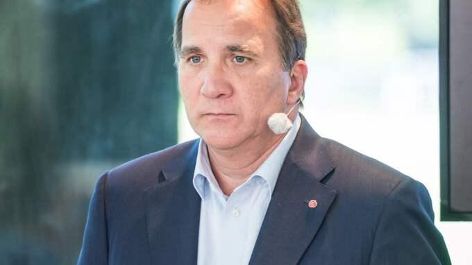 Stefan Löfven. Foto: Pelle T Nilsson