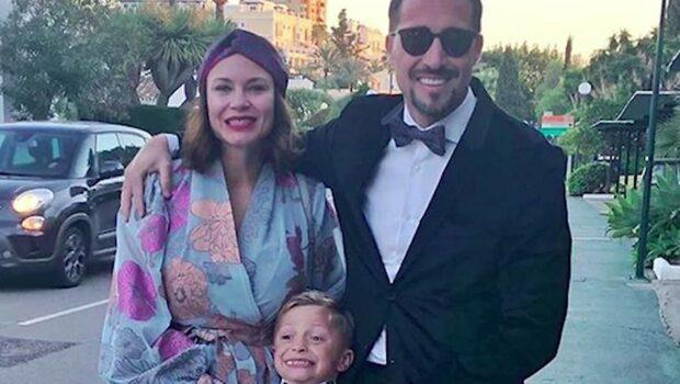 SVT-profilens nya liv utomlands med familjen