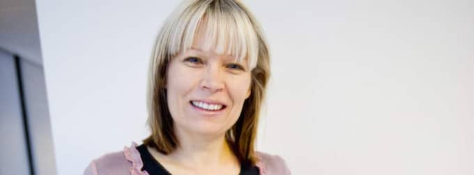 Nina Jansdotter, sociala medier-expert. Foto: Sara Strandlund
