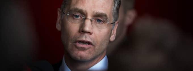 SAS vd Rickard Gustafson. Foto: Andreas Hillergren