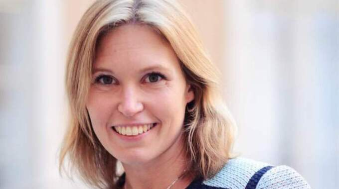 Madeleine Eriksson lämnade sitt jobb inom Moderaterna för att bli politisk sekreterare hos Sverigedemokraterna. Foto: Pressbild