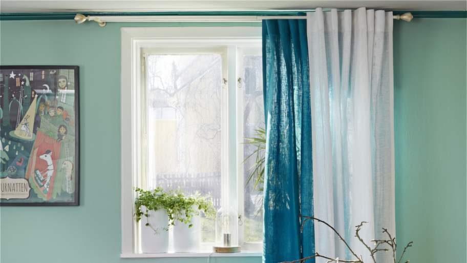 Gardiner gardiner till kök : SÃ¥ lätt kan du förändra hemma med gardiner | Leva & bo | Expressen ...