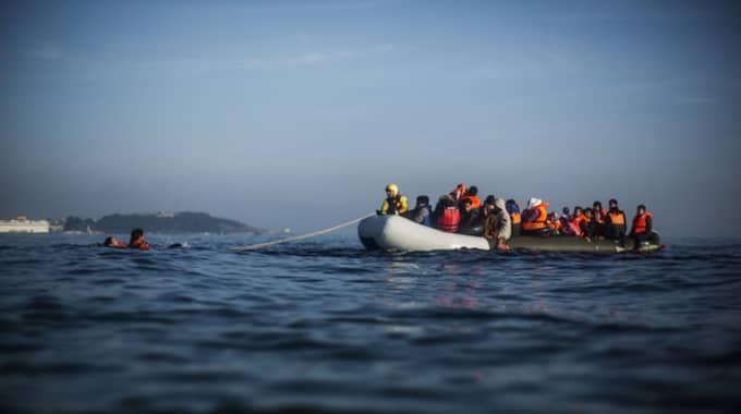 Flyktingkrisen har satt Europa på prov. Foto: Manu Brabo / AP