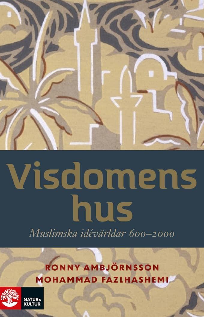 """Bokomslaget till """"Visdomens hus""""."""