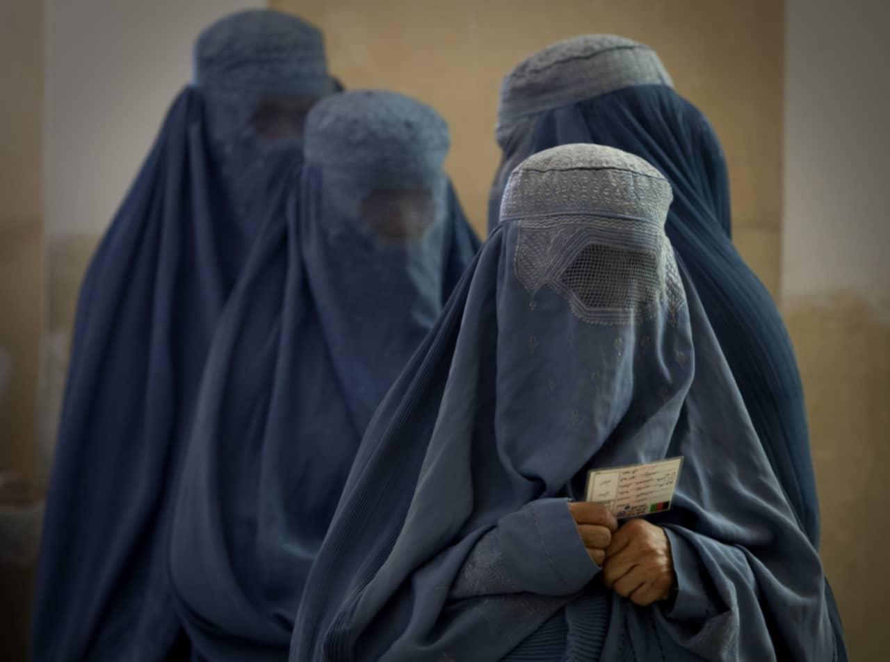 vad är burka