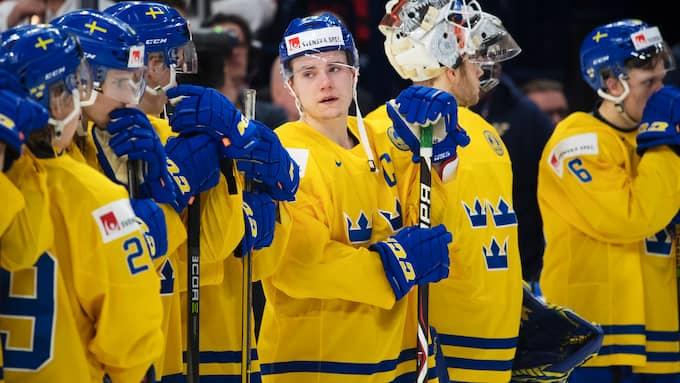 Lias Andersson Foto: JOEL MARKLUND / BILDBYRÅN