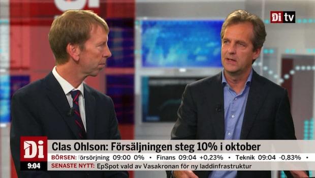 Elgemyr: Clas Ohlson blir en vinnare om man lyckas online