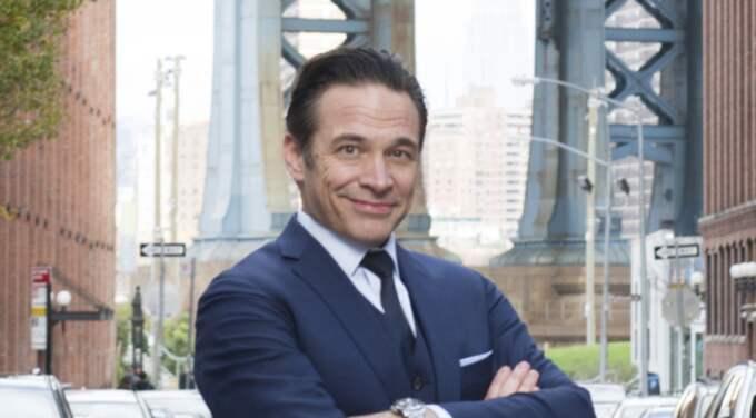 Niklas Berntzon på mäklarfirman Eklund Stockholm New York drog ensam in över 25 miljoner kronor i arvoden 2015. Foto: Richard Caplan
