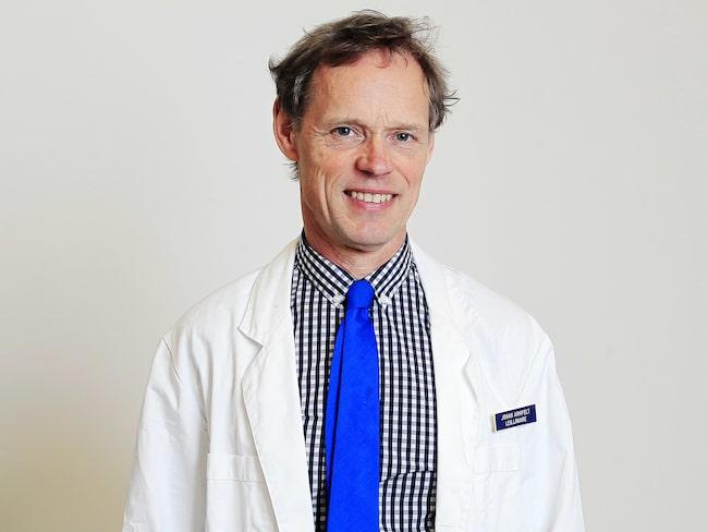 Läkaren Johan Armfelt svarar.