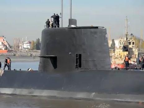 Försvunna ubåten har hittats efter ett år