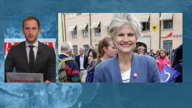 Corazza Bildt petas i EU-valet – petad toppmoderat tar över
